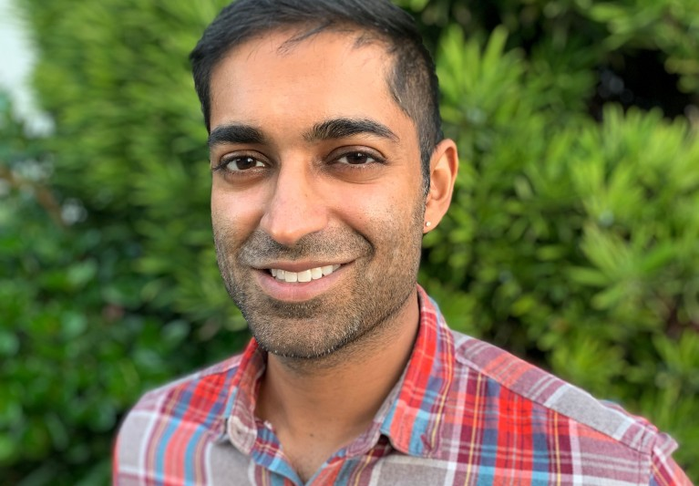 ISG Assistant Professor Bharat Venkat receives University of California President's Faculty Research Fellowship for 2020–21